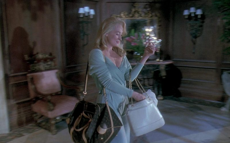 Louis Vuitton Bag Used by Meryl Streep in Death Becomes Her (5)