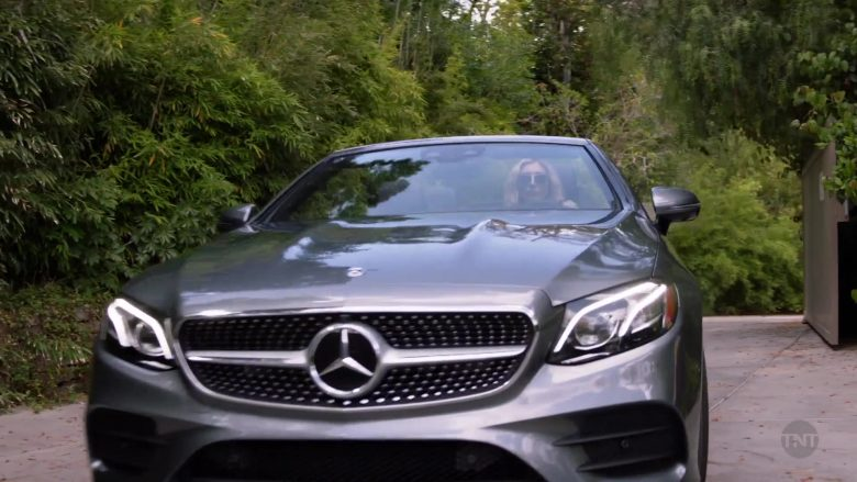 Mercedes-Benz Convertible Car in Animal Kingdom - Season 4, Episode 11, Julia (2019) - TV Show Product Placement