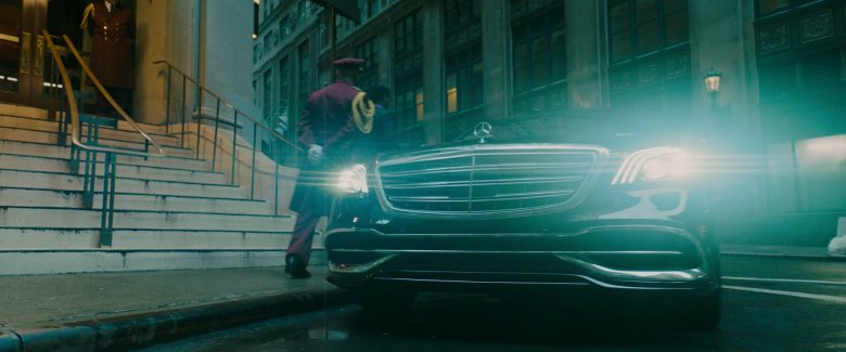 Mercedes-Benz S-Class Car in John Wick: Chapter 3 - Parabellum (2019) - Movie Product Placement