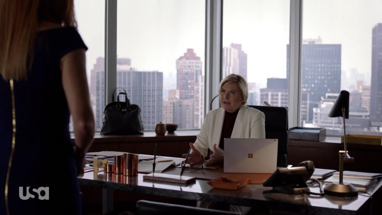 Microsoft Surface Notebook in Suits - Season 9, Episode 4, Cairo (2019) - TV Show Product Placement