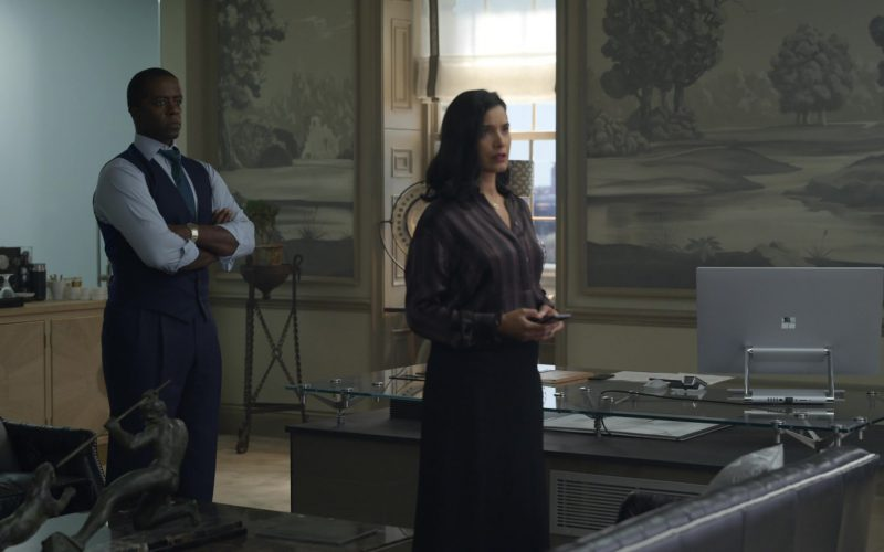 Microsoft Surface Studio All-In-One Computer Used by Adrian Lester in The Rook (2)