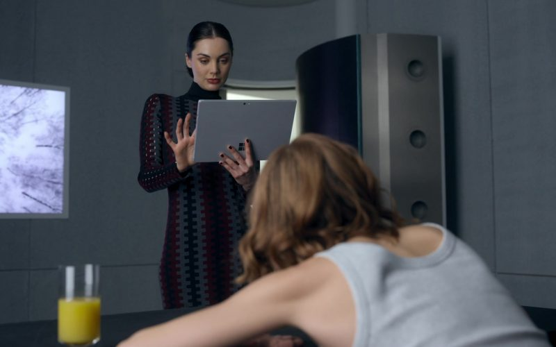 Microsoft Surface Tablet in The Rook