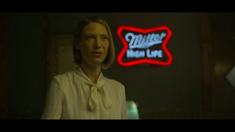 Miller High Life Beer Neon Sign in Mindhunter - Season 2, Episode 2 (2019) - TV Show Product Placement