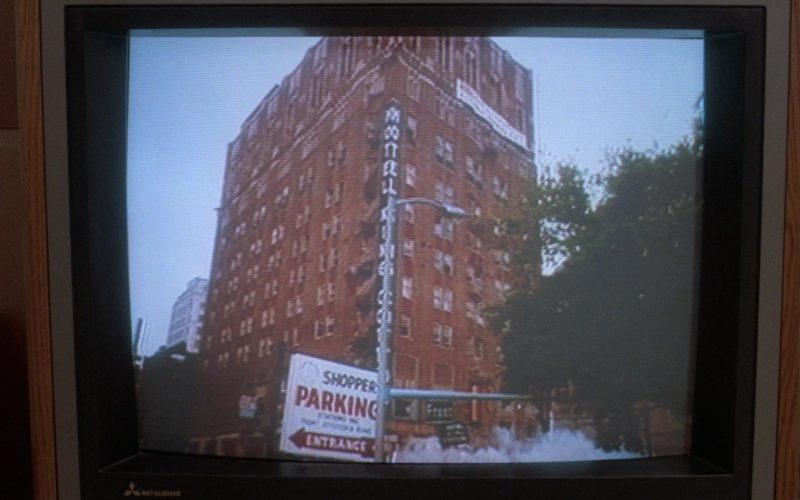 Mitsubishi TV in Heathers (1)