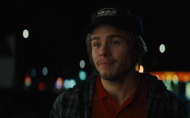 Mr. Sub Cap Worn by Jake Manley in A Dog's Journey (2)