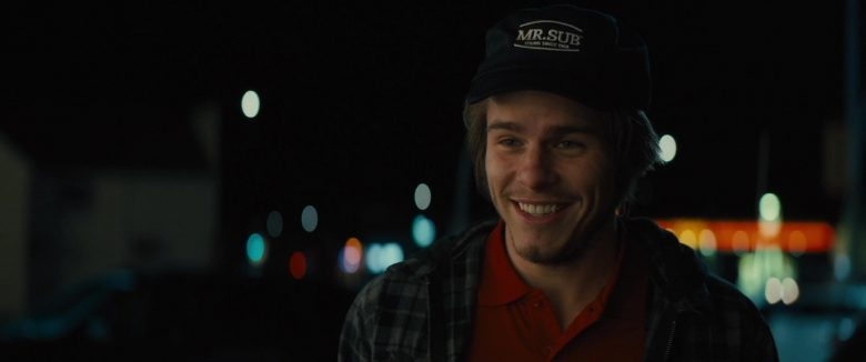 Mr. Sub Cap Worn by Jake Manley in A Dog's Journey (2019) - Movie Product Placement