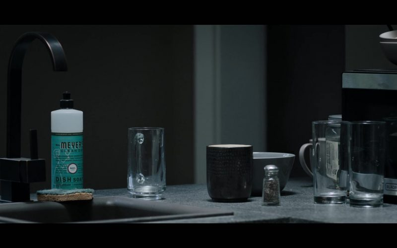 Mrs. Meyer's Clean Day Liquid Dish Soap in 13 Reasons Why