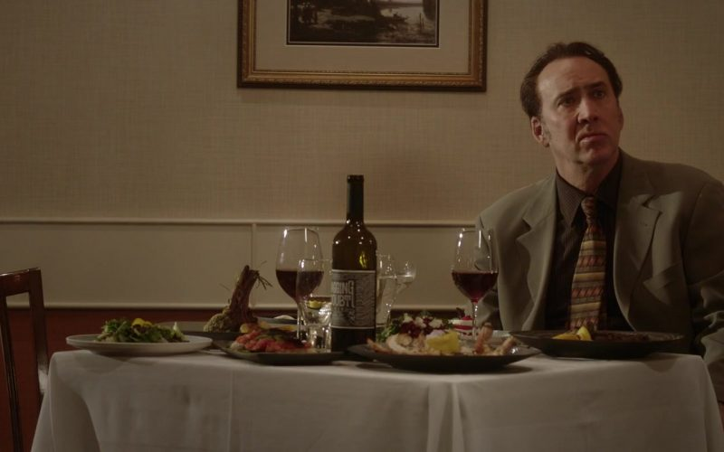 Nagging Doubt Wine Enjoyed by Nicolas Cage in A Score to Settle (2)
