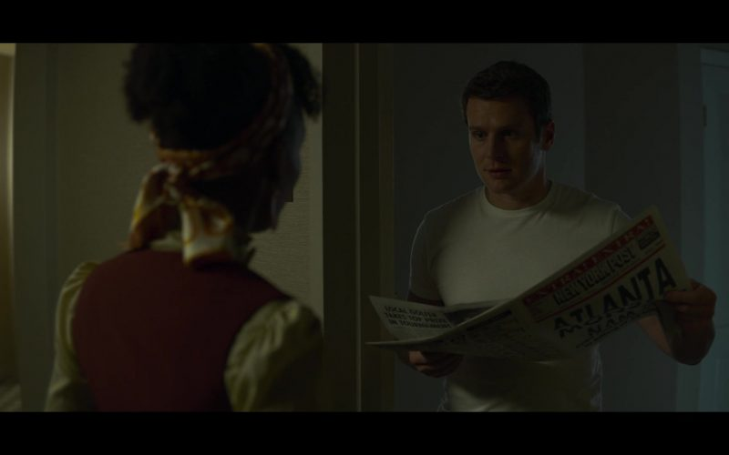 New York Post Newspaper in Mindhunter (1)