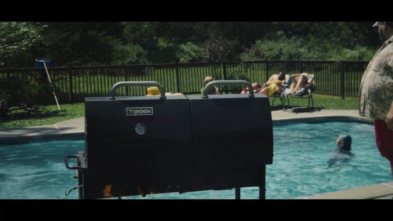 Nexgrill Grill in 100 Degrees by Rich Brian (2019) - Official Music Video Product Placement