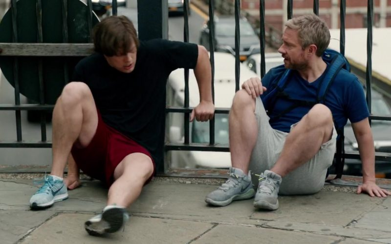 Nike Grey Sneakers Worn by Martin Freeman in Ode to Joy (3)