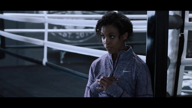 """Nike Jacket Worn by Grace Saif as Amorowat Anysia 'Ani' Achola in 13 Reasons Why - Season 3, Episode 5, """"Nobody's Clean"""" (2019) - TV Show Product Placement"""