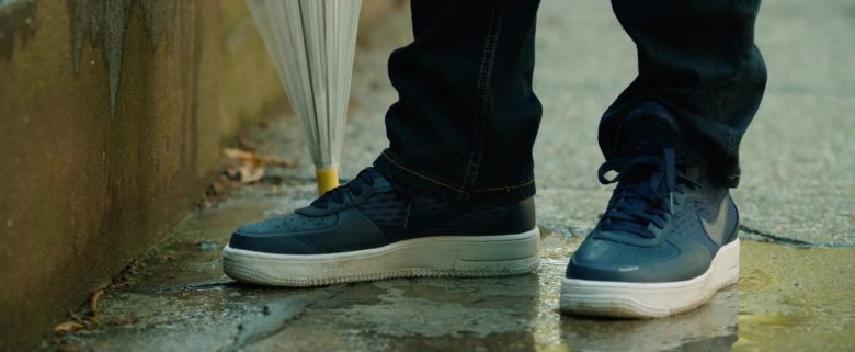 Nike Leather Shoes Worn by Martin Freeman in Ode to Joy (2019) - Movie Product Placement