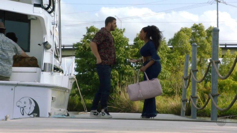 Nike Sneakers Worn by Jack Kesy as Roller Husser in Claws - Season 3, Episode 10, Finna (2019) TV Show