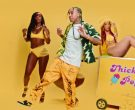 Nike Sneakers and Off-White Pants Worn by Tyga in Juicy ft. Doja Cat (3)