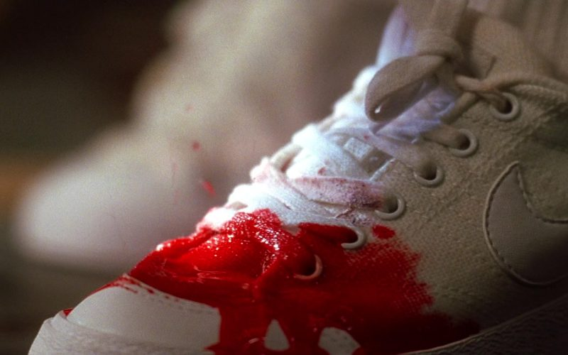 Nike White Shoes Worn by Chiaki Kuriyama as Gogo in Kill Bill Vol. 1 (5)