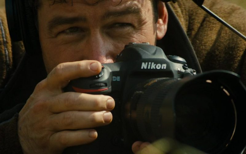 Nikon 5D Camera Used by Kyle Chandler in Godzilla King of the Monsters (1)