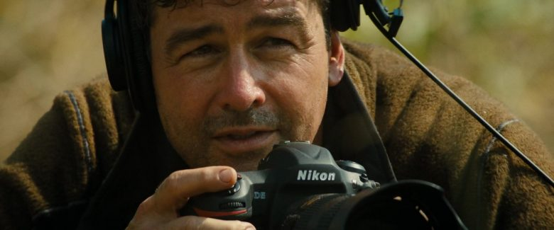 Nikon 5D Camera Used by Kyle Chandler in Godzilla: King of the Monsters (2019) - Movie Product Placement