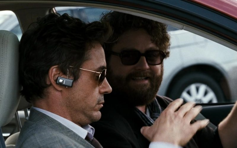 Nokia Wireless Bluetooth Headset Used by Robert Downey, Jr in Due Date (2)