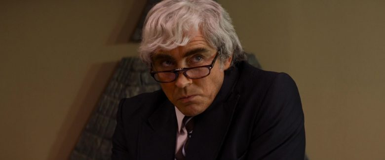 Persol Eyeglasses Worn by Lee Pace as John DeLorean in Driven (2019) - Movie Product Placement