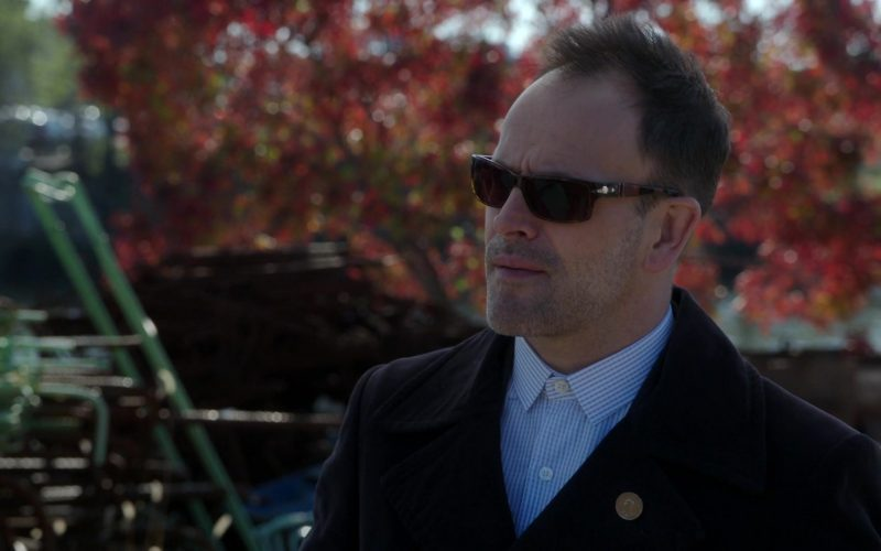 Persol Sunglasses Worn by Jonny Lee Miller in Elementary (3)
