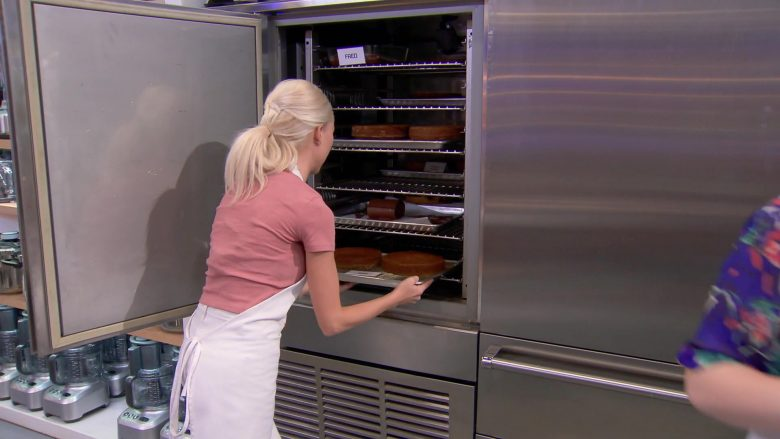 Piper Products Blast Chiller in MasterChef - Season 10, Episode 14, Let Them Eat Cake (2019) - Reality Television Product Placement