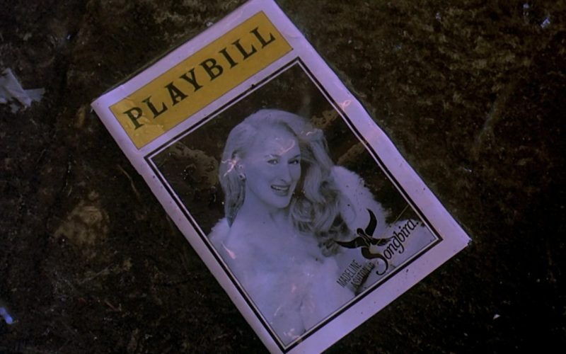 Playbill Magazine in Death Becomes Her (2)