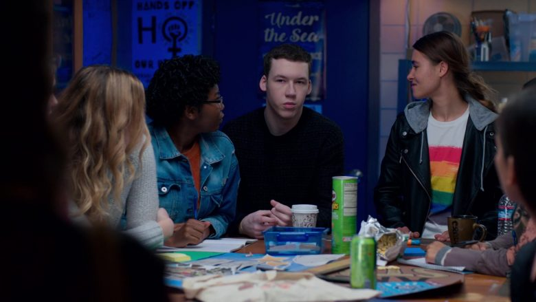"Pringles Chips in 13 Reasons Why - Season 3, Episode 11, ""There Are a Few Things I Haven't Told You"" (2019) - TV Show Product Placement"