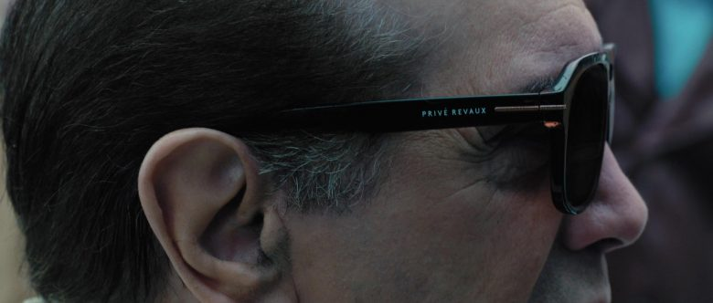 Prive Revaux Designer Sunglasses Worn by Chazz Palminteri in Vault (2019) - Movie Product Placement