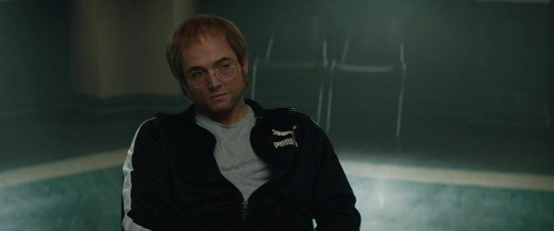 Puma Jacket Worn by Taron Egerton as Elton John in Rocketman (2019) - Movie Product Placement