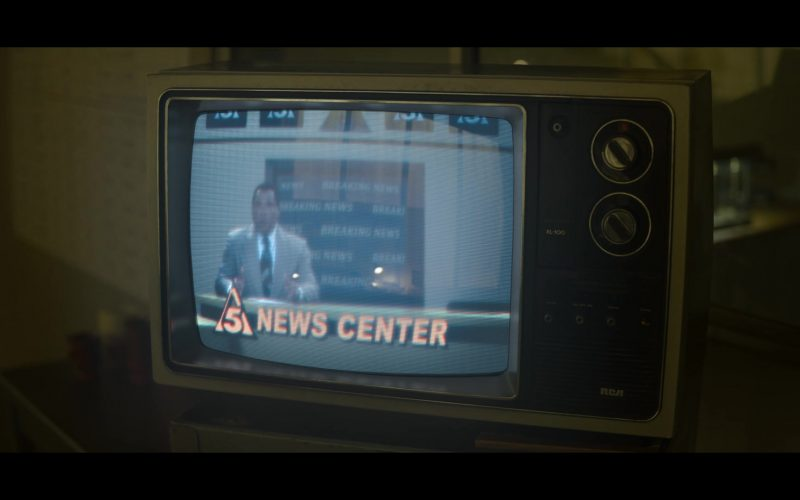 RCA TV in Mindhunter