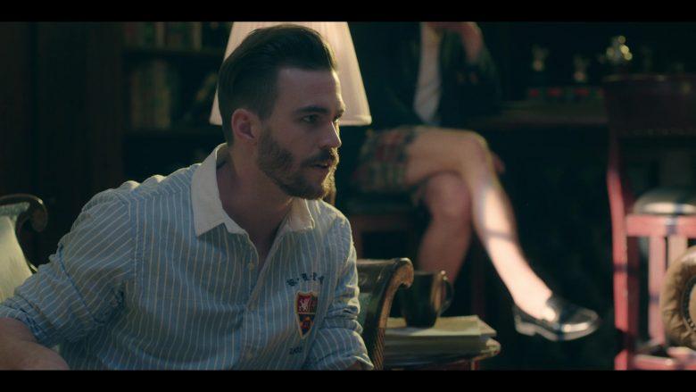 Ralph Lauren Men's Shirt in Dear White People - Season 3, Episode 6 (2019) TV Show