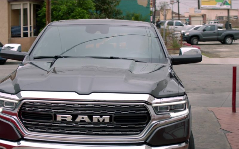 Ram 1500 Pickup Truck Used by Shawn Hatosy in Animal Kingdom (5)