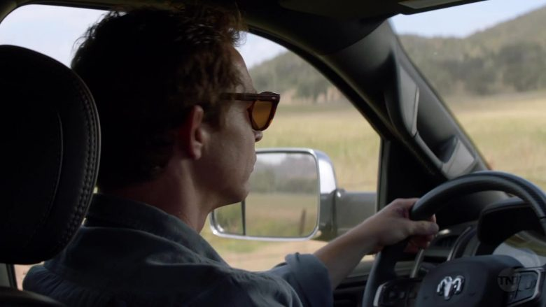 Ram Car Used by Ellen Barkin and Shawn Hatosy in Animal Kingdom - Season 4, Episode 12, Ghosts (2019) - TV Show Product Placement