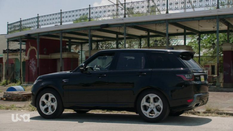 Range Rover Sport Car in Queen of the South - Season 4, Episode 9 (2019) - TV Show Product Placement