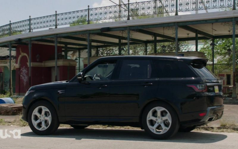 Range Rover Sport Car in Queen of the South (1)