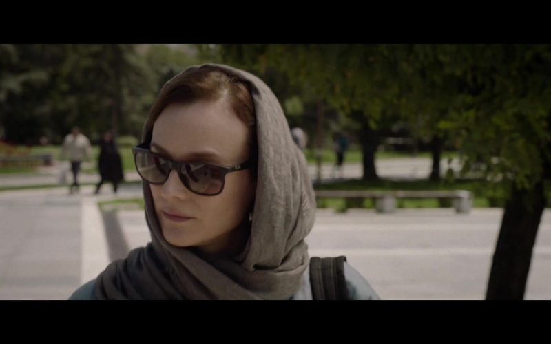 Ray-Ban Sunglasses Worn by Diane Kruger in The Operative (1)