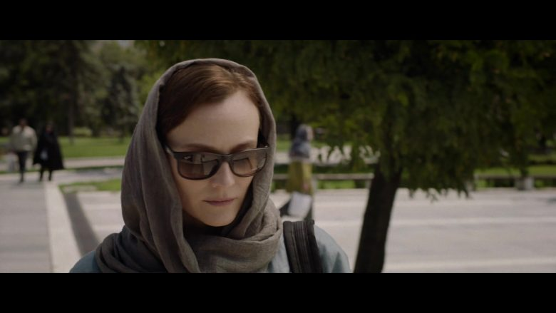 Ray-Ban Sunglasses Worn by Diane Kruger in The Operative (2019) - Movie Product Placement