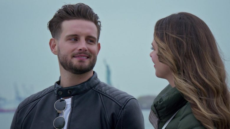Ray-Ban Sunglasses Worn by Nico Tortorella in Younger - Season 6, Episode 7, Friends With Benefits (2019) - TV Show Product Placement