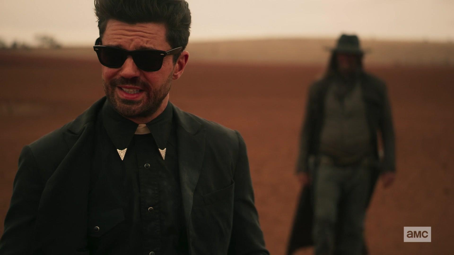 Ray-Ban Wayfarer Sunglasses Worn by Dominic Cooper as Jesse