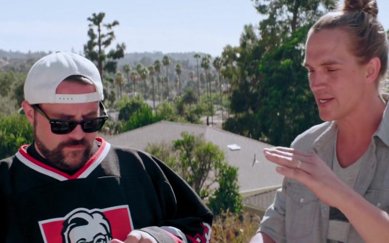 Ray-Ban Wayfarer Sunglasses Worn by Kevin Smith as Silent Bob (6)
