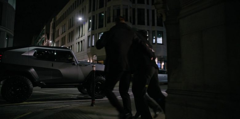 Rezvani TANK Car in Men in Black: International (2019) - Movie Product Placement
