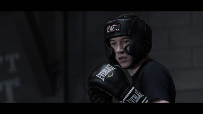 "Ringside Boxing Headgear and Everlast Gloves Worn by Devin Druid in 13 Reasons Why - Season 3, Episode 6, ""You Can Tell the Heart of a Man by How He Grieves"" (2019) - TV Show Product Placement"