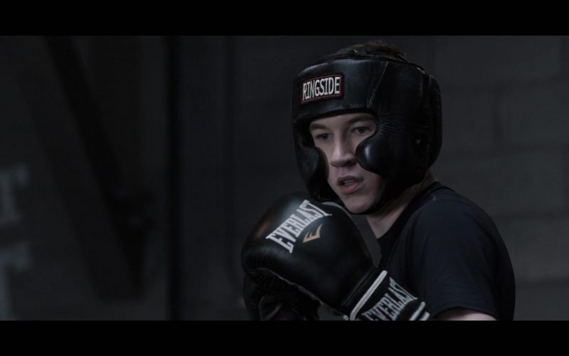 Ringside Boxing Headgear and Everlast Gloves Worn by Devin Druid in 13 Reasons Why