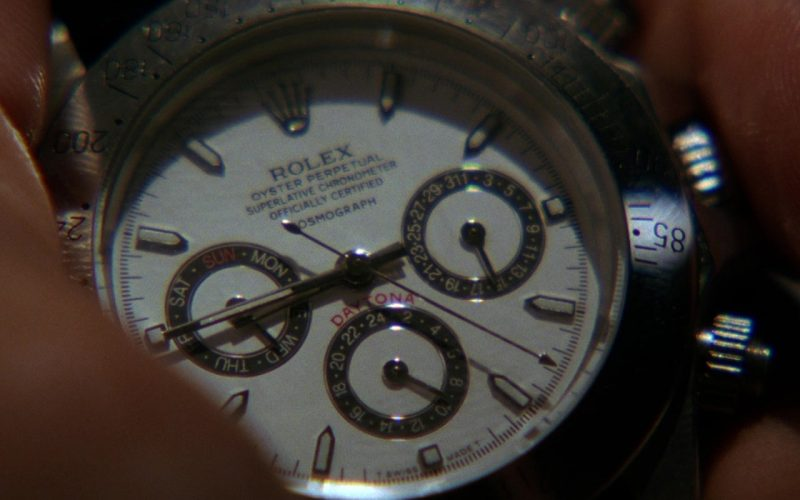 Rolex Watch Used by Uma Thurman as The Bride in Kill Bill Vol. 2 (2)