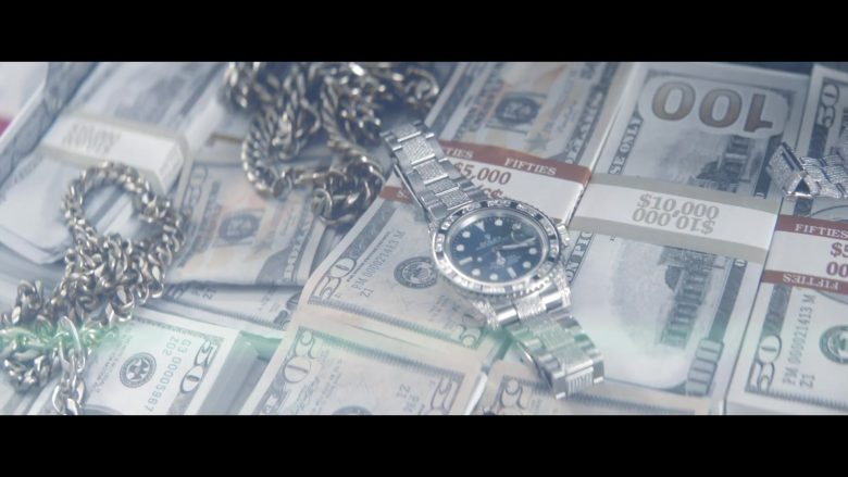 Rolex Watch in Countdown by Snoop Dogg feat. Swizz Beatz (2019) - Official Music Video Product Placement