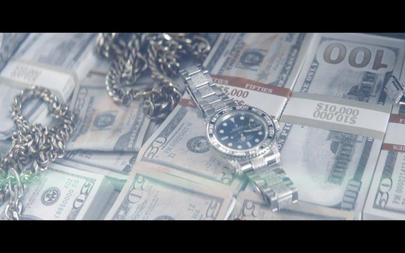 Rolex Watch in Countdown by Snoop Dogg feat. Swizz Beatz