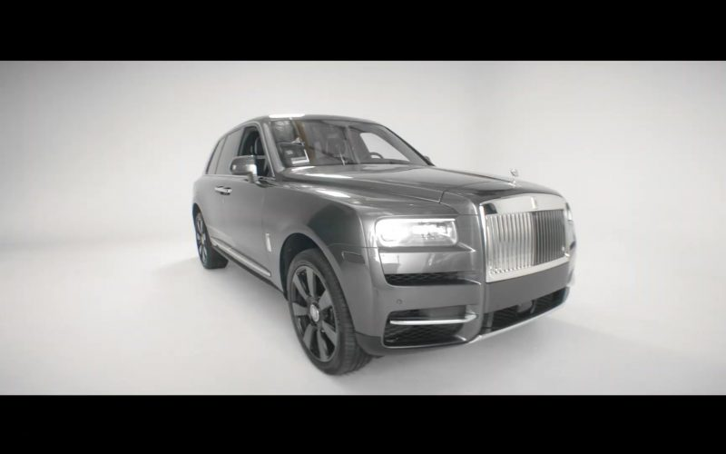 Rolls-Royce Cullinan Car in Countdown by Snoop Dogg feat. Swizz Beatz (4)