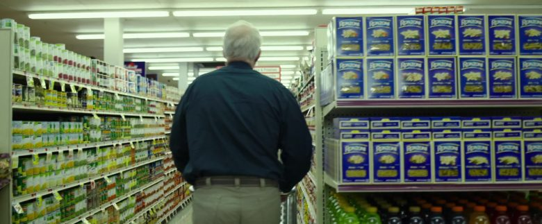 Ronzoni Pasta in The Tomorrow Man (2019) - Movie Product Placement