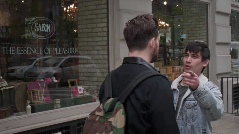 Sabon NYC  Luxury Bath and Body Products Store in Younger - Season 6, Episode 10, It's All About the Money, Honey (2019) - TV Show Product Placement